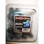 JUMBO BLUEBERRY- USA/PERU/MEXICO125GX12